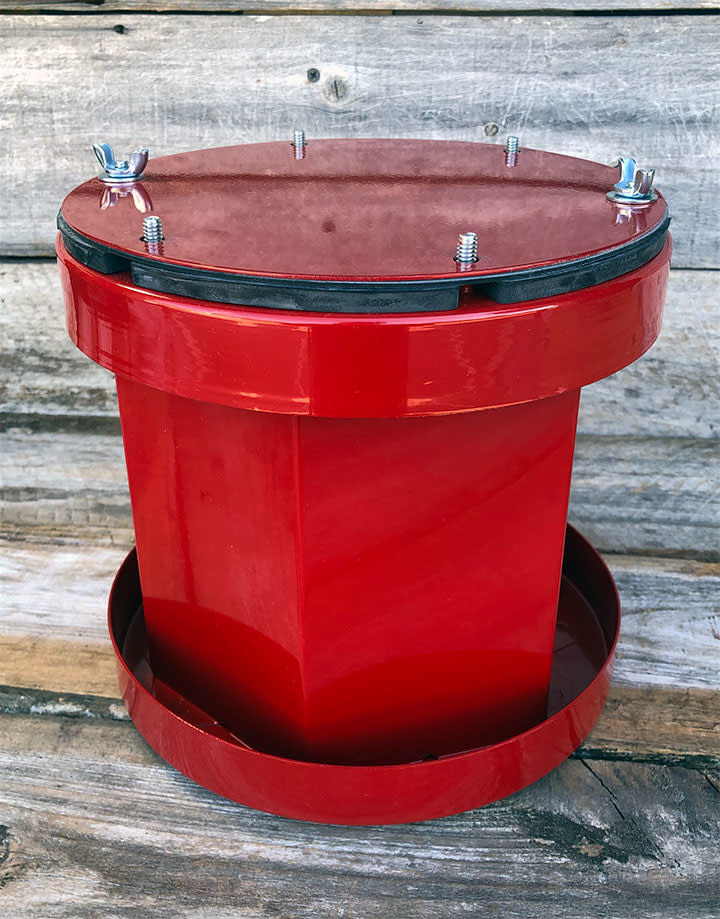 47.783 = ROTARY TUMBLER 5QT REPLACEMENT BARREL