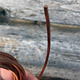 CSW12 = Copper Square Wire 12ga 2.1mm Soft (Approx. 9.9ft)