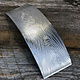 ASP3220 = Patterned Aluminum Sheet ''Wood Grain'' 2'' x 6'' 20ga