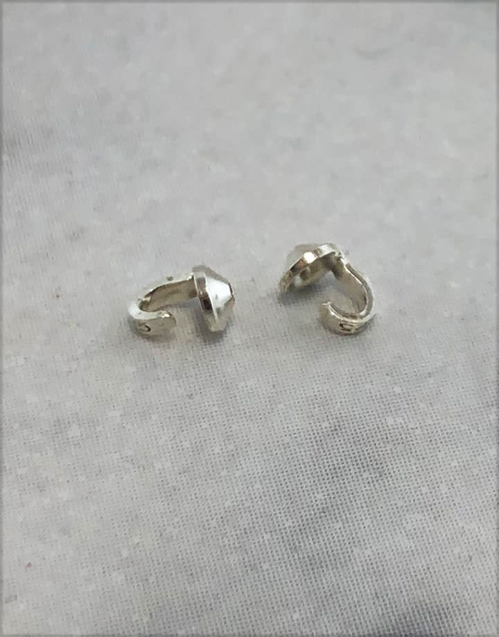 580S-01 = Sterling Silver Bead Tip (Pkg of 10)