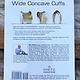 Fretz Designs VT3050 = DVD- Bill Fretz Handwrought Metal #1 ''Wide Convex Cuffs''