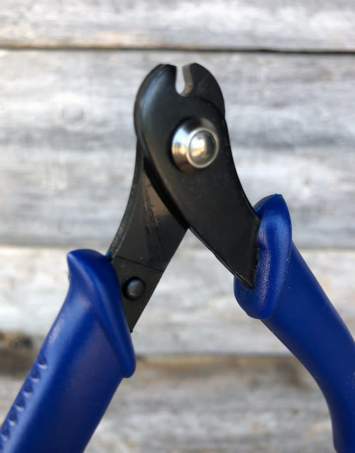 """PL92193 = 5"""" Memory Wire Cutter"""