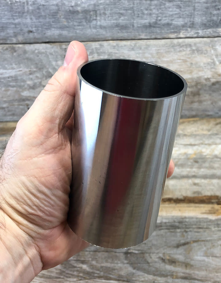 21.691 = FLASK for CASTING 2-1/2'' DIA x 4'' H