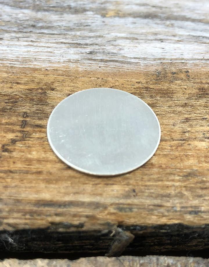 MSS10524 = Sterling Disc 7/8'' Dia. x 24ga (Each)