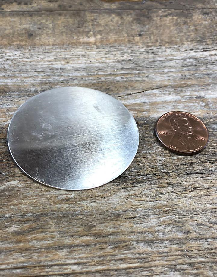 MSS10924 = Sterling Disc 1-3/4'' Dia x  24ga (Each)