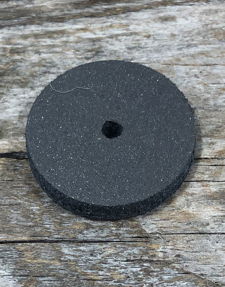 "ST1300 = Gummees Coarse Square Edge Wheel 7/8"" (Pkg of 10)"