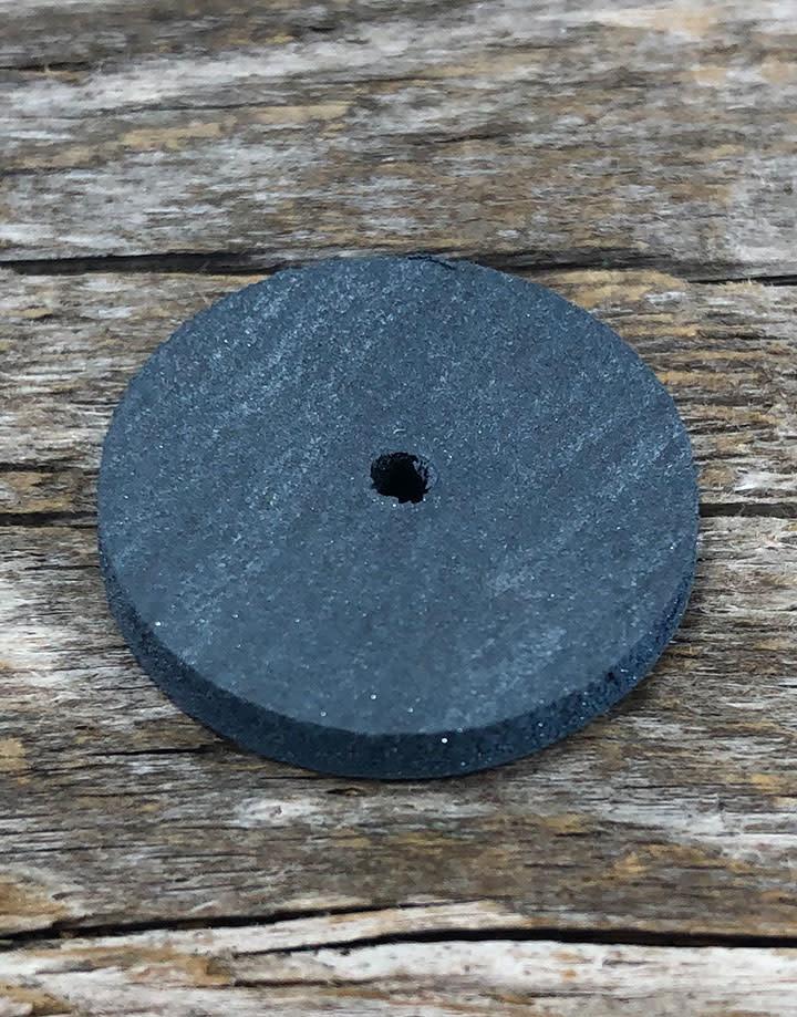 """ST1302 = Gummees Fine Square Edge Wheel 7/8"""" (Pkg of 10)"""
