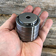 DA3310 = Ring & Hoop Press - Small Scallop