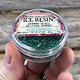 CE797 = Ice Resin German Glass Glitter - Wintergreen