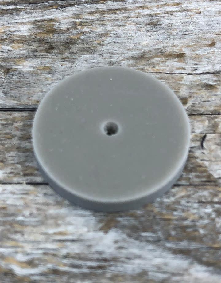 "EVE Abrasives 10.01351 = Eve Fine Grit Pumice Wheel 7/8"" (Pkg of 10)"