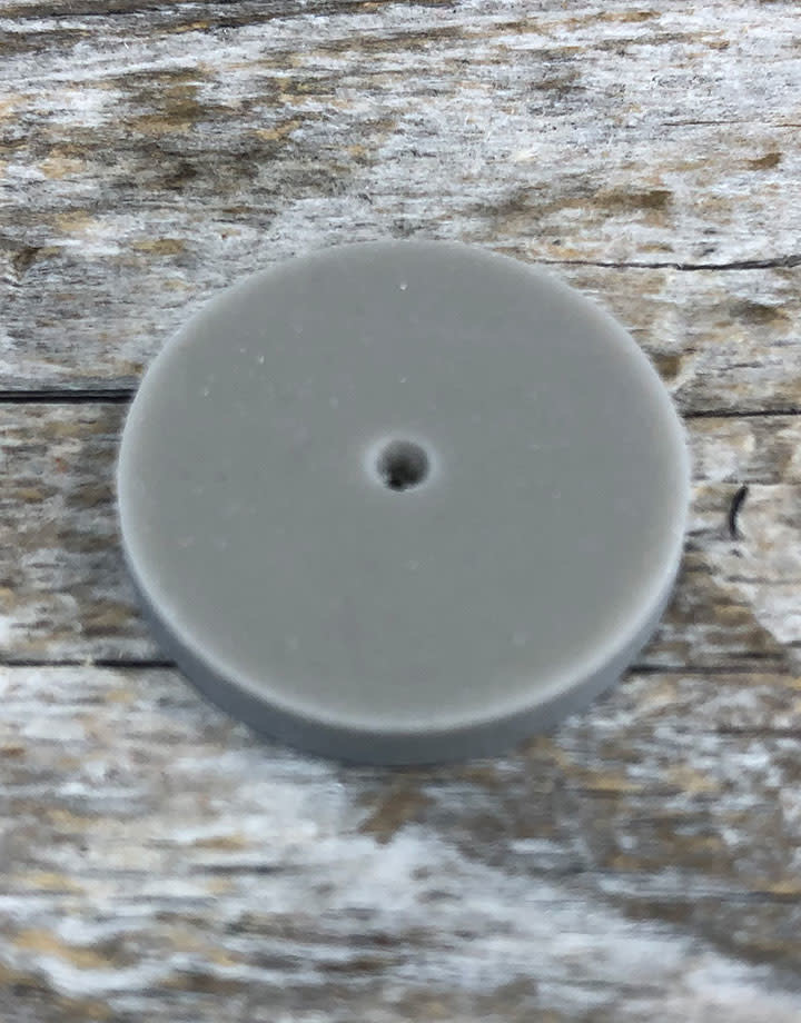 "EVE Abrasives ST1351 = Eve Fine Grit Pumice Wheel 7/8"" (Pkg of 10)"