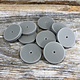 "EVE Abrasives 10.01351 = Eve Fine Grit Pumice Wheel 7/8"" (Pkg of 10)"
