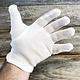17.102  = Men's Lightweight Cotton Gloves (Pkg of 12 pieces)