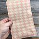 DBG1124 = Paper Gift Bag Pink Fan Pattern 6'' x 9'' (Bundle of 100)