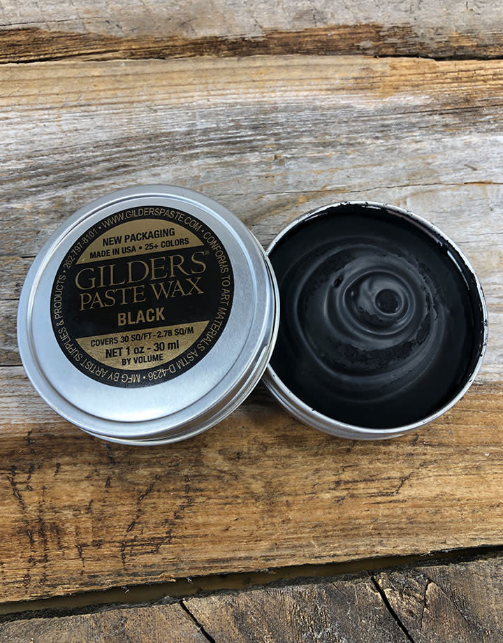 PM2015 = Gilders Paste - BLACK