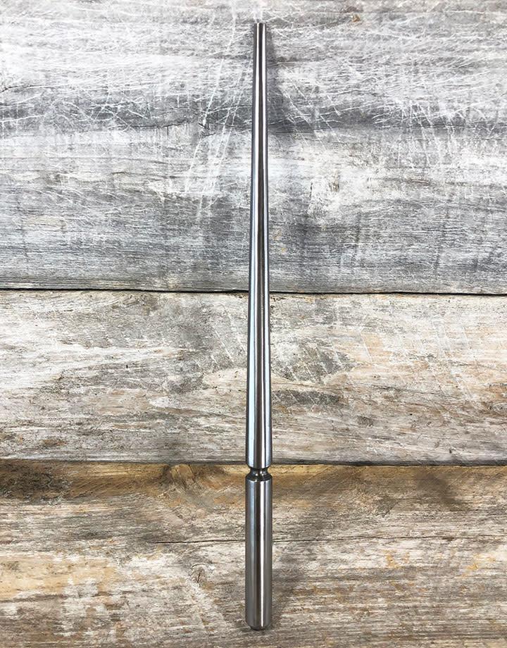 MD922 = Bezel Mandrel Oval Temp Steel