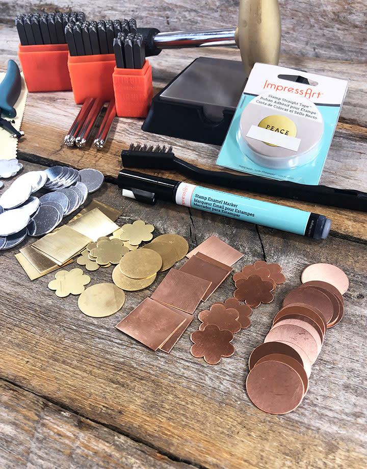 80.102 = Basic Metal Stamping Kit