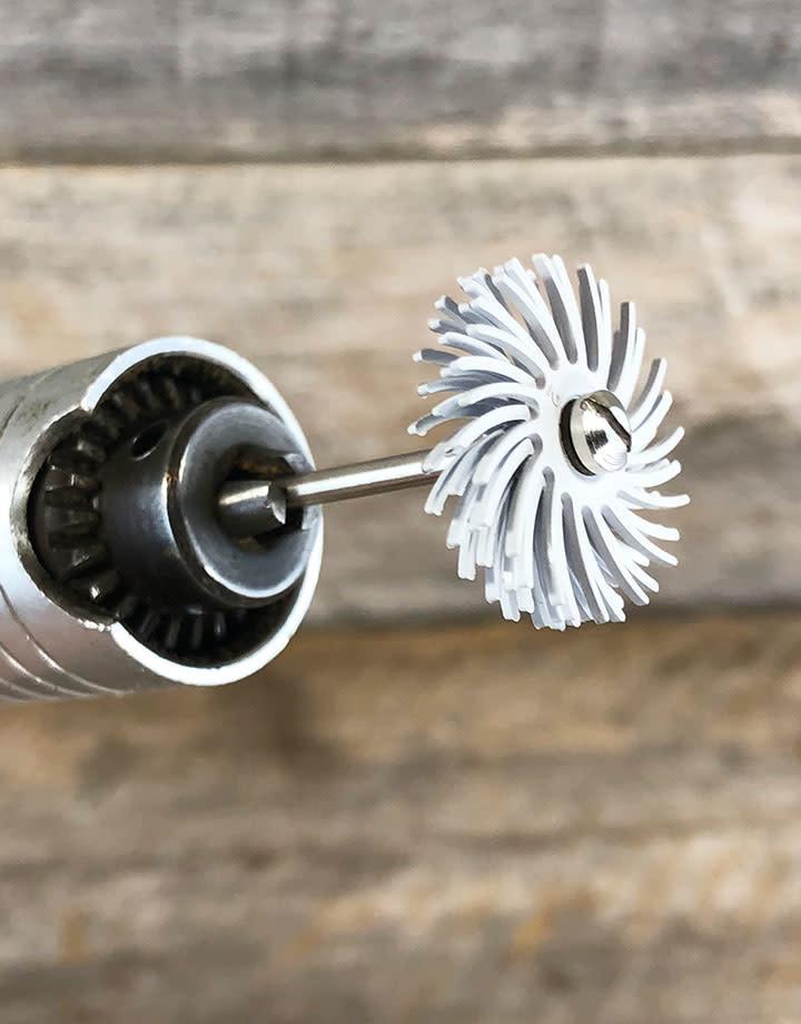 ST9100A = Bristle Disc 7/8'' 120grit (Pkg of 12)