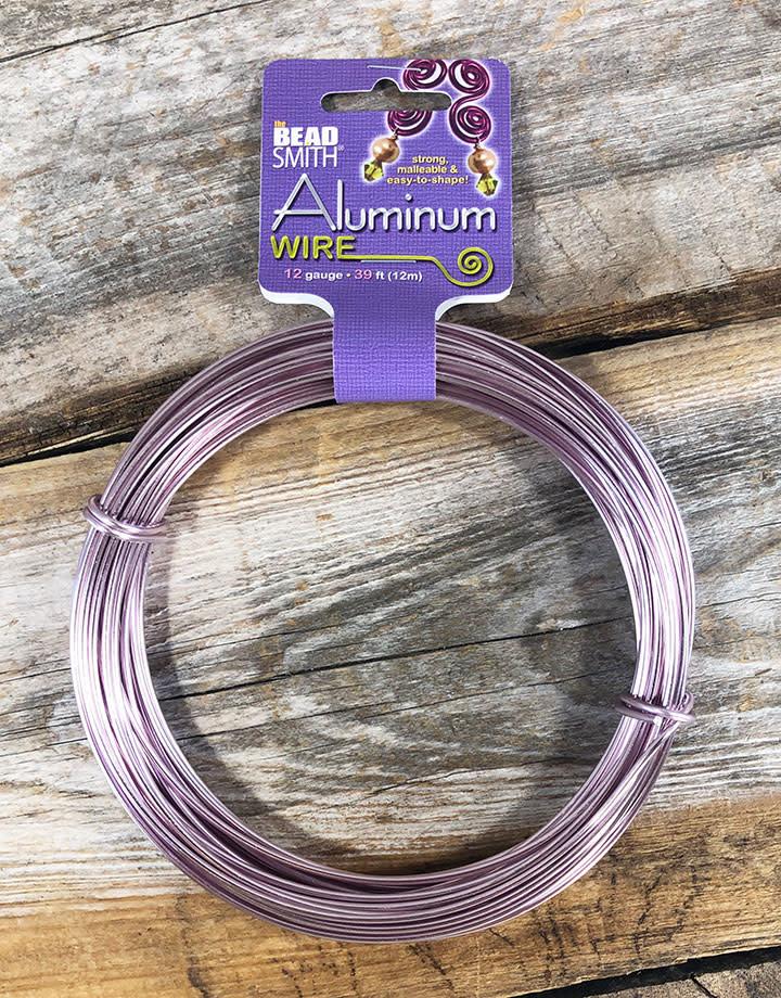 WR71412 = Aluminum Wire ROSE 12ga 39 feet per Bag