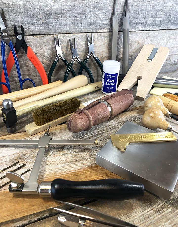 80.100 = Basic Jewelry Hand Tool Kit
