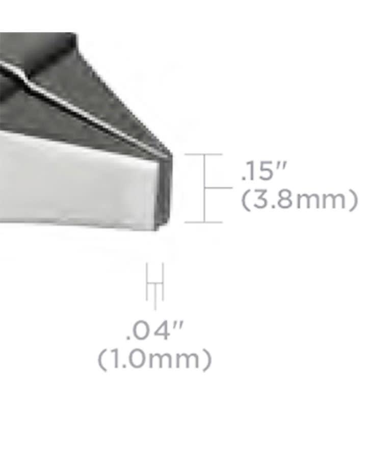 Tronex PL30547 = Tronex 547 Stubby Chain Nose Pliers - Short Handle
