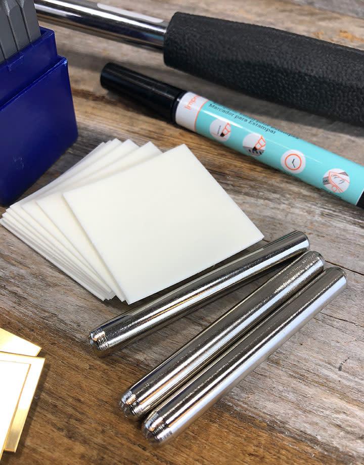 80.103 = Starter Metal Stamping Kit
