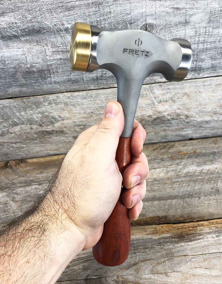 Fretz Designs HA8062 = Fretz Large Stamping Hammer STH-3
