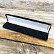DBX1209 = Black Value Velvet Bracelet Box (Each)