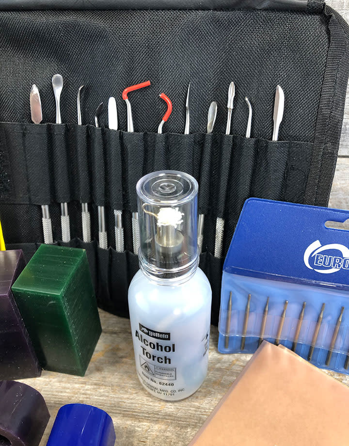 80.101 = Wax Working Basic Tool Kit
