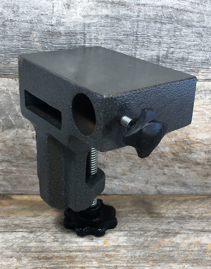 BP1050 = Clamp On Anvil & Bench Pin Holder