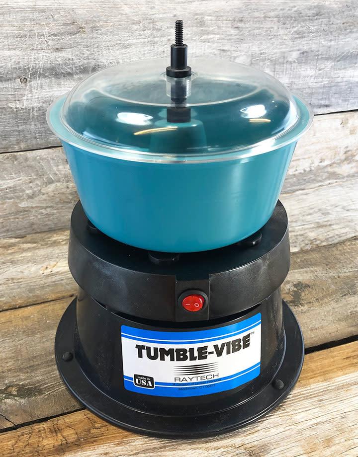 Raytech TM7000 = Raytech Vibratory Tumbler TV-5