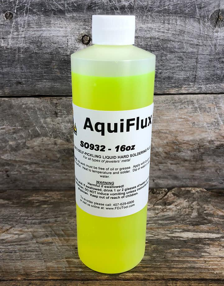 SO932 = Aquiflux Yellow Flux (1 pint/16 oz)