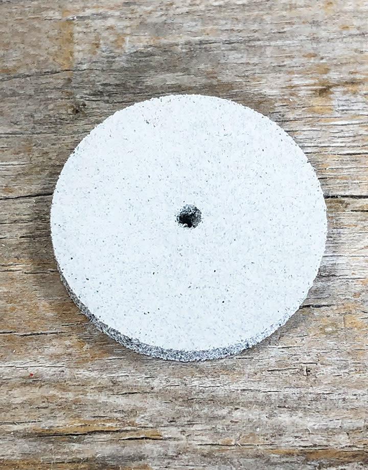 ST1330 = Sil-Car Coarse Square Edge Polishing Wheel (pkg/10)