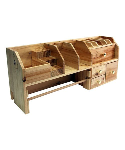 BN292 = Mini Bench Topper with Drawers