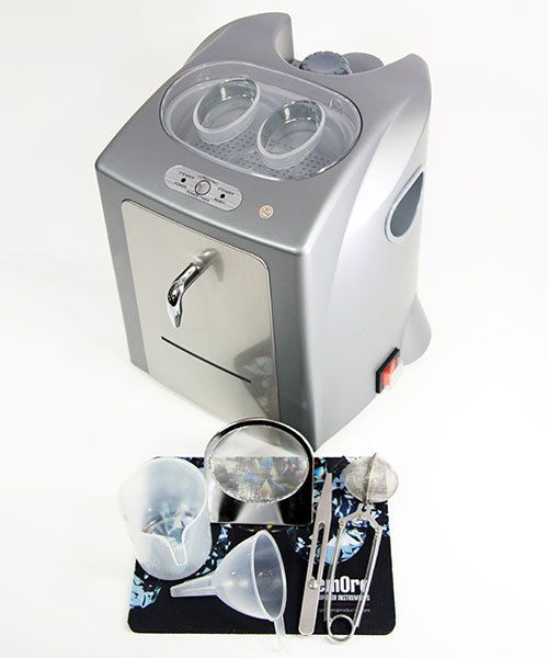 GemOro CL377 = GemOro Ultraspa Steamer & Ultrasonic Combo