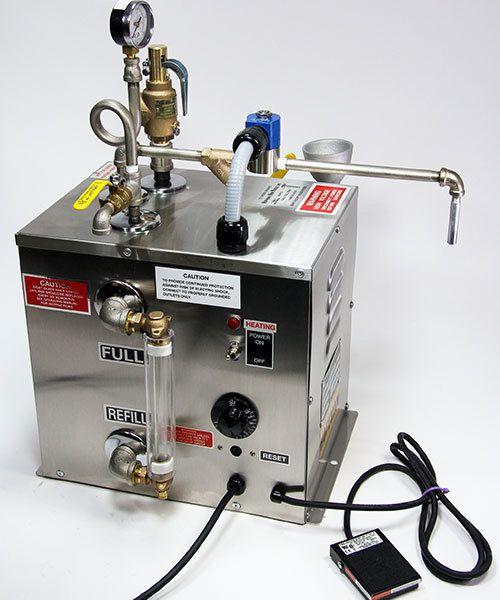 CL303 = Hoffman/New Yorker 2 Gallon Steam Cleaner (Model JEL3)