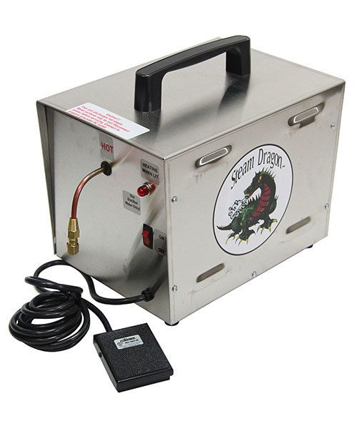 CL337 = Silver Dragon Steam Cleaning Machine