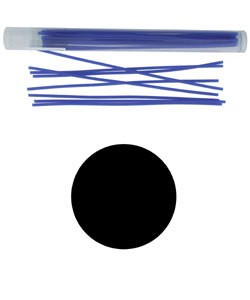 CA690-20 = Wax Wire Blue ROUND 20ga