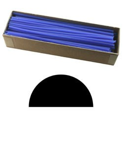 CA791-10 = Wax Wire Blue 1/2 ROUND 10ga