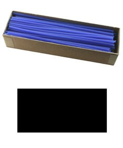 CA792-08 = Wax Wire Blue RECTANGULAR 8ga