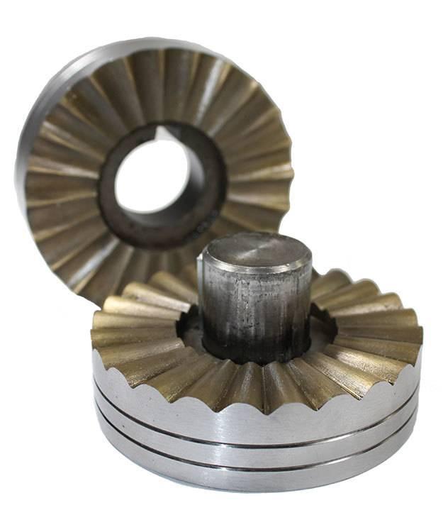 DA3210 = Bangle Press - Small Scallop