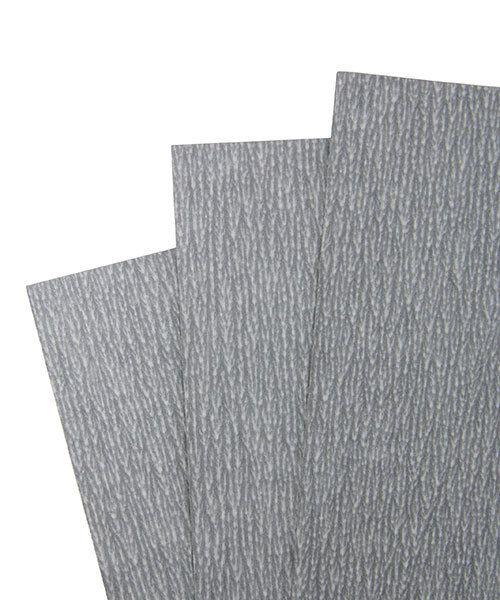 3M EM252 = 3M Fre-Cut Abrasive Paper for Platinum and Steel 500 grit (Pkg of 3)