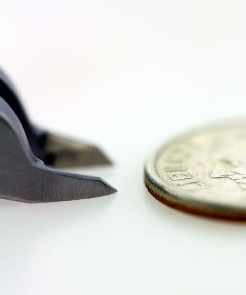 Tronex PL37049 = Tronex 7049 Miniature Tip Flush Cutter - Long Ergo Handle