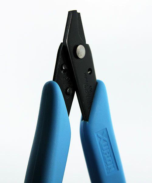 Xuron PL4691 = Xuron Double Flush Wire Cutter