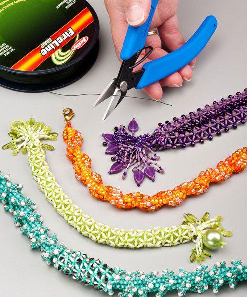 Xuron PL49180 = Xuron High Durability Scissors with Serrated Cutting Blades