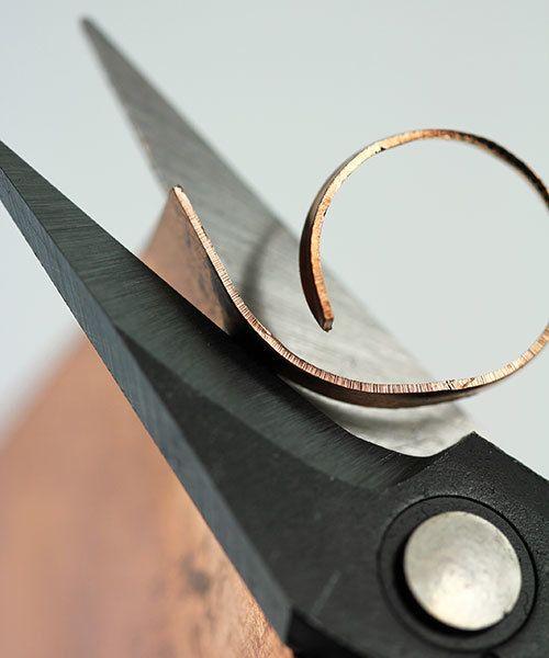 Xuron PL49180NS = Xuron High Durability Shears with Polished Cutting Blades