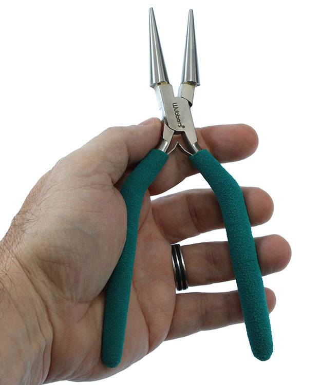 Wubbers PL6139 = Wubbers Large Tapered Round Pliers 1.5 to 10mm