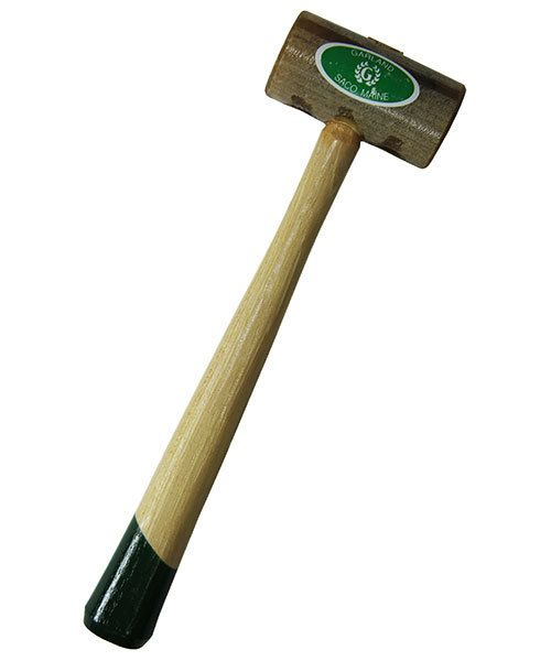 Garland 37.711 = Weighted Rawhide Mallet by Garland  (1-1/4'' face / 8oz head)