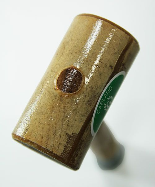 Garland 37.712 = Weighted Rawhide Mallet by Garland  (1-1/2'' face / 12oz head)
