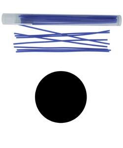 CA690-08 = Wax Wire Blue ROUND 8ga